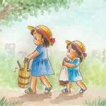 姉妹でも性格は似ないもの?|小1小5の女の子です