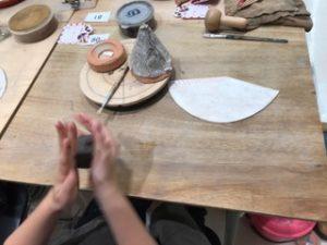 子供陶芸教室