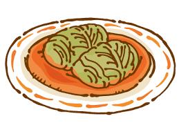 ロールキャベツレシピ