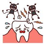 歯医者のフッ素効果にも限界がある!?|ついに虫歯に!