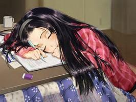 学校休む睡眠不足