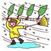 台風情報台風3号7月4日に九州地方接近中|学校は休みにはならないとは思いますが・・・