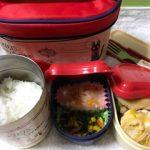 塾の弁当レシピ|お弁当箱は保温ジャーランチボックスです