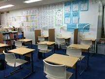 塾自習室算数自主学習