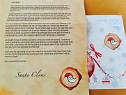 サタクロースからの手紙申し込み