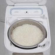 餅つき機つき方白餅エビ餅