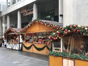 ツインタワー大阪クリスマスイベント