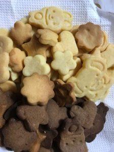 バレンタイン友チョコクッキー簡単レシピ