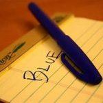 暗記で覚えやすいペンの色は青?|元宝塚女優さんがセリフを覚えるのに効果的だった?