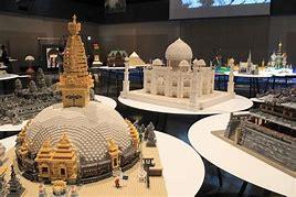 大丸心斎橋レゴブロック世界遺産展