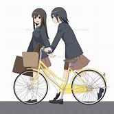 新中学生自転車通学雨心配