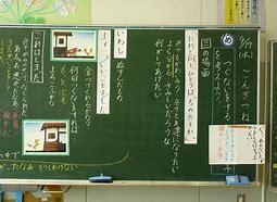 小学校4年生国語教科書ごんぎつね