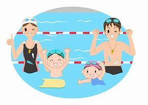 水泳教室昇級テスト