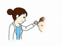 中学校健康診断視力が低下