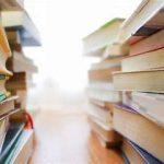 読書が好きな小学3年生次女の図書室の活用|本を無くす癖も改善