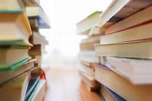 読書小学3年生図書室