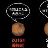 中学受験2019年理科の時事問題にも出題されそうな火星最接近夏休みの自由研究のテーマにも|7月には流星群も?