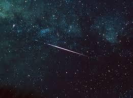ペルセウス座流星群西日本