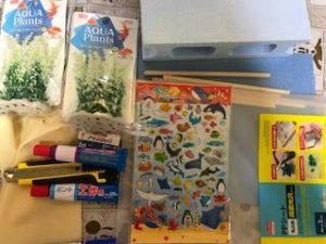 夏休み小学生工作100均貯金箱作り方動画