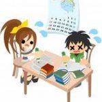 小学生の夏休みの宿題始業式間際のチェック|中学受験生の母の本音の日記8月21日