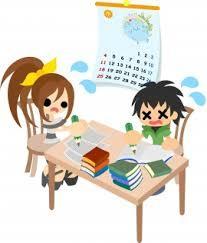 小学生夏休みの宿題始業式チェック