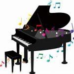 ピアノ発表会本番当日|プログラムは次女が先で長女が後でした