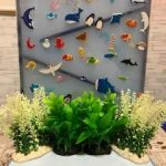 夏休み小学生の工作100均の材料で作った貯金箱の作り方【動画あり】|海をイメージした500円玉貯金