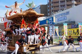 岸和田だんじり祭り2018台風21号