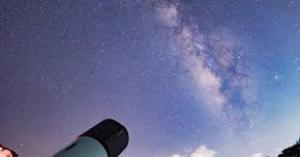 小学生中学生天体観測