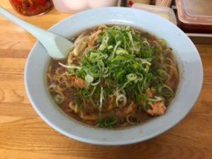大阪南部美味しいラーメン屋貝塚旭川ラーメン