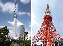 一般常識東京スカイツリー東京タワー
