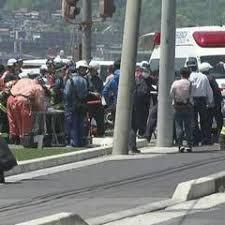 大津市交通事故車運転