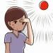 急激な気温の上昇!熱中症に注意です|明日から大阪京都で30℃越え!